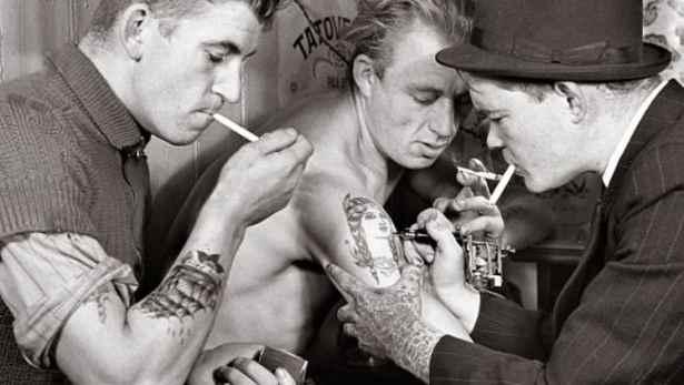 Historia del tatuaje y sus orígenes