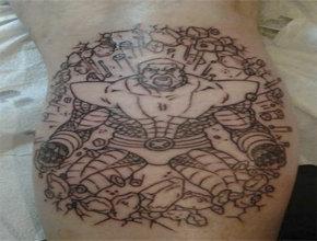 Tatuaje la masa