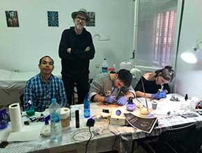 Curso Tatuador Profesional