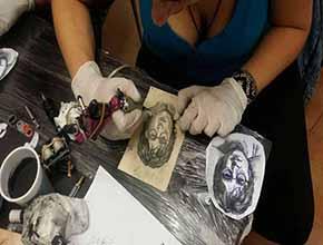 Curso Tatuador 4 agosto