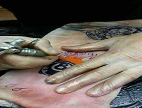 Curso Tatuajes Profesional